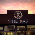 Top Indian Restaurant, The Raj, Wigan